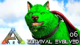 ARK: SURVIVAL EVOLVED - TOXIC DIREWOLF & ICE GRIFFIN !!! | PRIMAL FEAR ISO CRYSTAL ISLES E06