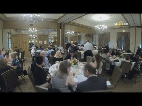 Retirement & Service Awards Banquet 2018 | McAllen ISD