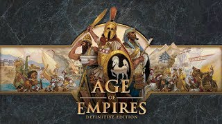 Age of Empires Definitive Edition Gameplay Reveal Trailer