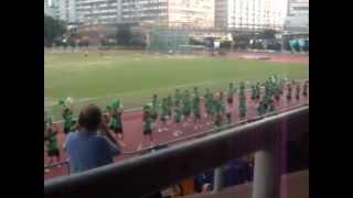 Publication Date: 2012-11-04 | Video Title: 獅子會中學(2012-2013)樸社啦啦隊表演