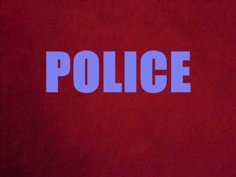 Police Siren (sample)