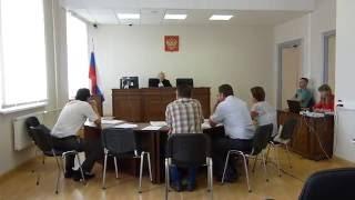 Арбитражный суд заседание по делу о банкротстве ООО Новградстрой Второе от 22 июля 2016