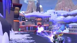 Ratchet and Clank: Going Commando: Planet Siberius