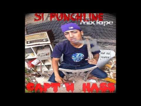 Capt'n Hass - A  Si Punchline Mixtape ( Rap Algerien)