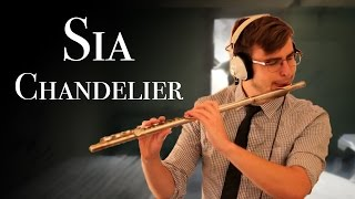 Sia - Chandelier Flute Cover