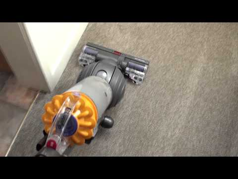 Dyson DC40 and A New Carpet - RustySkull Productions