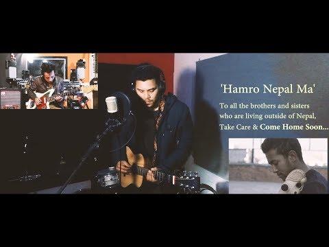 Hamro Nepal Ma-Featuring Chetan Raj Karki and Manice Gandharva