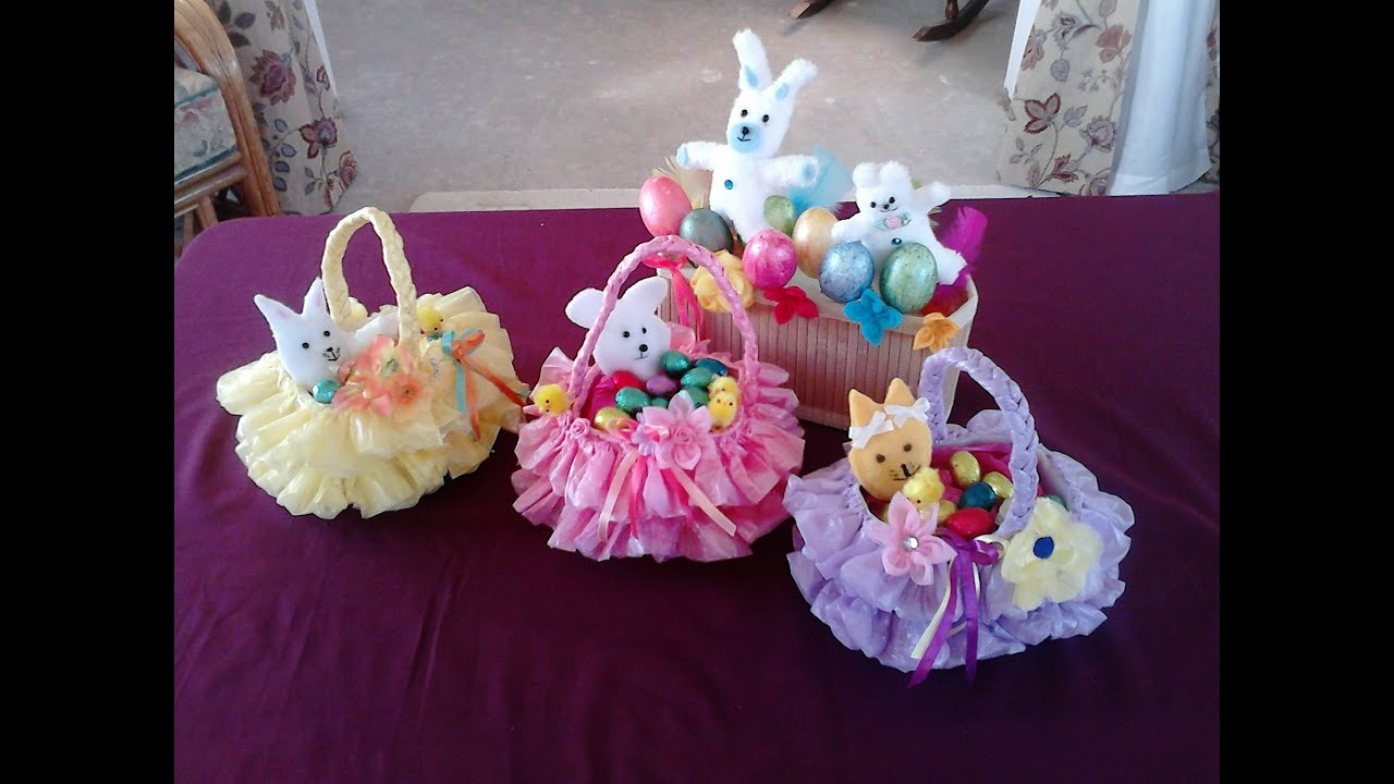 Amazing Easter Basket