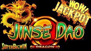 JINSE DAO Dragon Slot HANDPAY JACKPOT | Dragon Twin Fever Slot BIG WIN | Dragon Rising Slot Max Bet