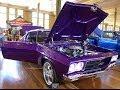 1971 Holden Monaro HQ 350 Chev Turbo 400 Show Car