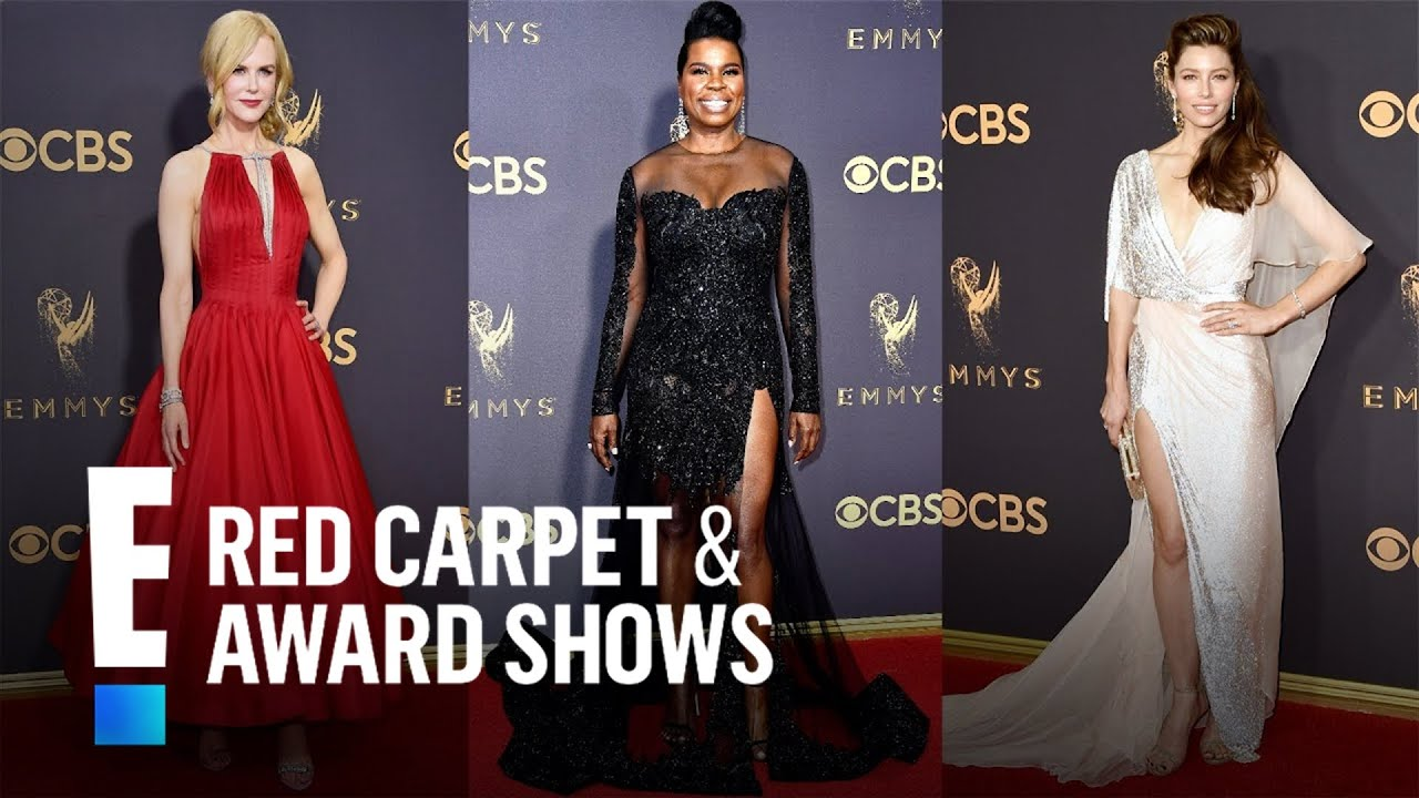 2017 emmys fashion round up e red carpet award shows youtube - Watch e red carpet online ...