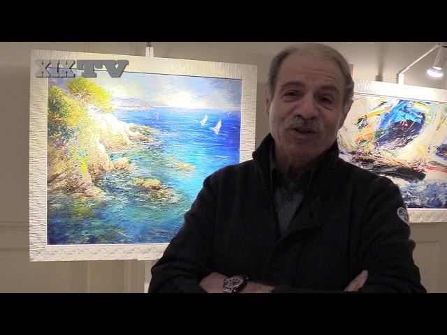 Mario Borella, la mostra a Sanremo