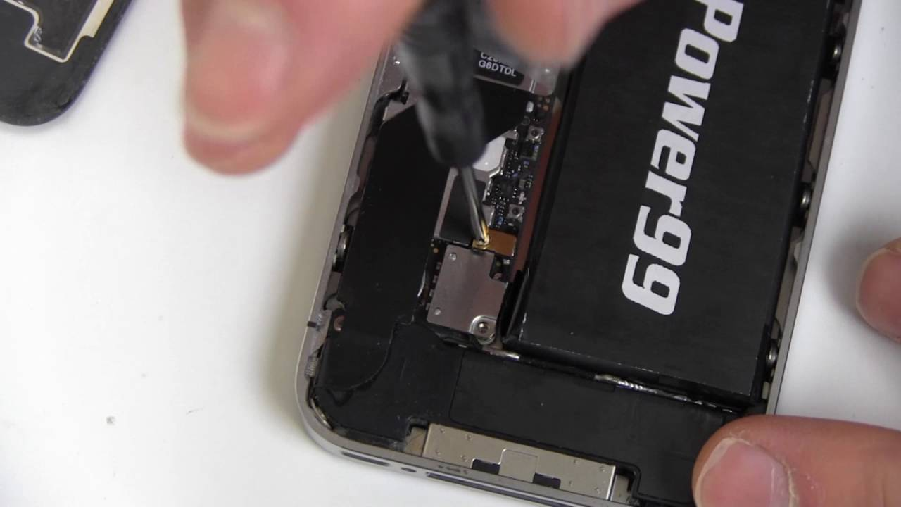 How to Replace Your Apple iPhone 4S A1431 Battery