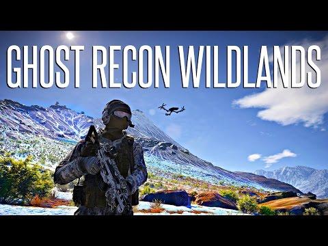 OFFICER ASSASSINATIONS - Ghost Recon Wildlands Open Beta