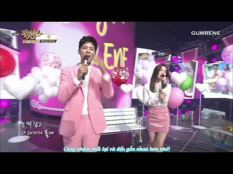 [Vietsub] 45.7 cm (LINE) - Park Bogum & Irene (Red Velvet)