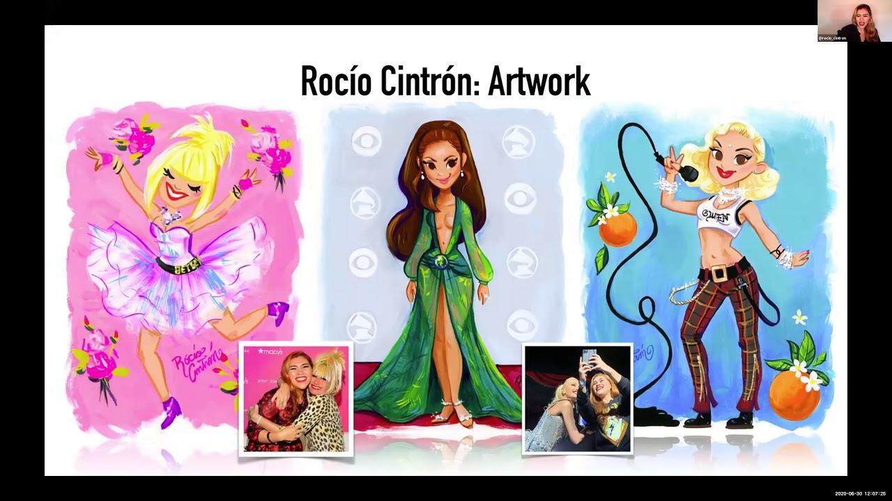 Adding Sparkle to a Toy Design Workflow | Rocío Cintrón Webinar