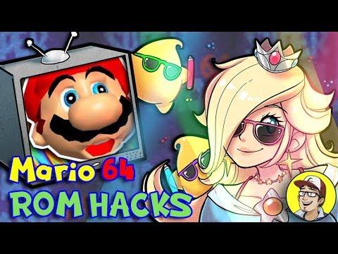 Super Mario 64 ROM Hacks - Part 2