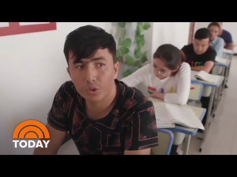 Look Inside China's Secret Detention Camps | TODAY