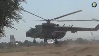 Видео со спецоперации в дагестанском Хасавюрте, где были ликвидированы двое бандитов