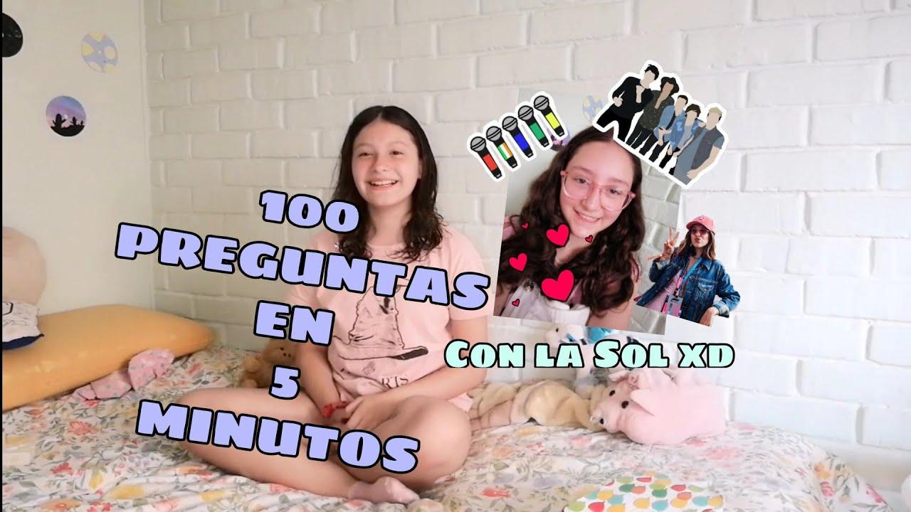 100 Preguntas en 5 minutos! ✨ / Yo Soy Bea Jiménez