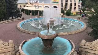 Кисловодск, Ессентуки, поездка по городам, видео обзор