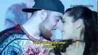 Ariana Grande feat  Mac Miller   The Way Legendado HD