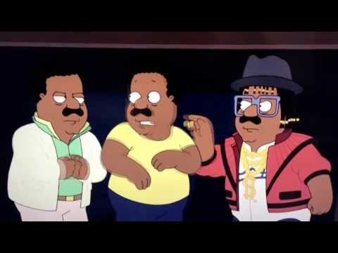 The Cleveland Show - Confused Race Song