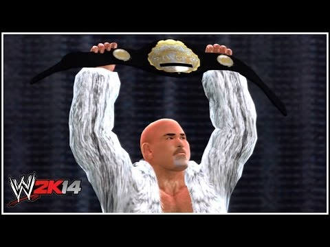 WWE 2K14 - How To Make The IWGP World Heavyweight Championship (Create A Championship Tutorial)