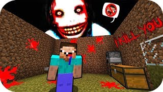 NOOB VS CREEPYPASTA LA MINA DE JEFF THE KILLER MINECRAFT TROLL + ROLEPLAY