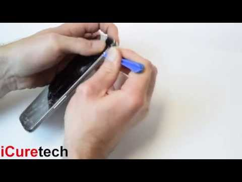 iCuretech Largo Samsung Galaxy Mega 6.3 Glass Repair tutorial - Clearwater,Seminole