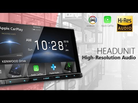 Review Kenwood DDX9018S #SMREVIEW