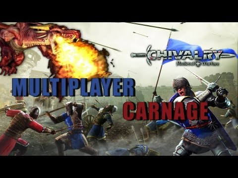 Chivalry: Medieval Warfare - Feinting bastards with polearms