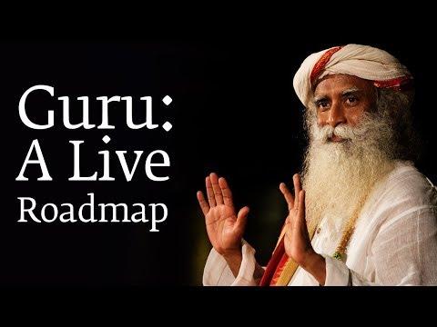 Guru  A Live Roadmap   Shekar Kapur with Sadhguru