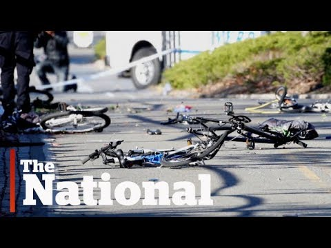 NYC bike path attack   What we know