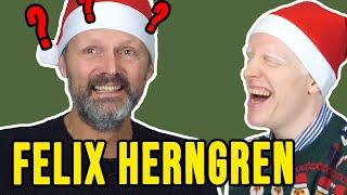 Den som skrattar förlorar #39 – Julspecial med Felix Herngren