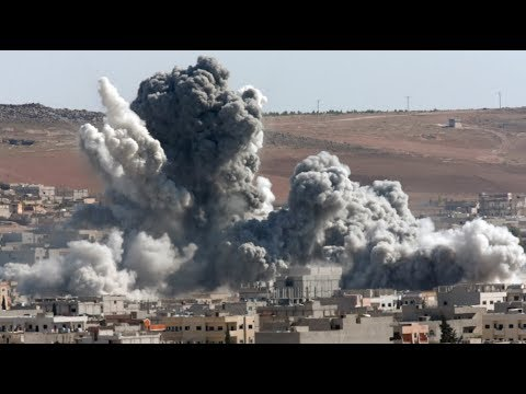 Russia says there will be consequences for Strike in Syria- US says they are Locked & Loaded