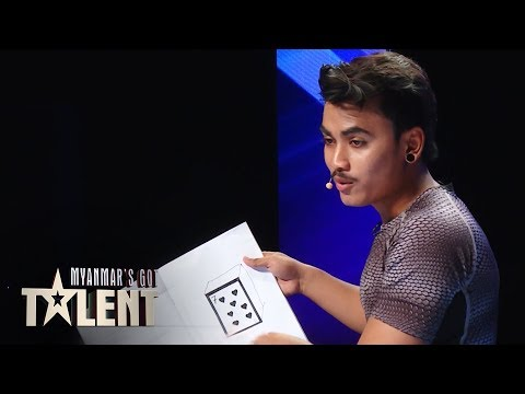 Zar Ni Aung: Auditions | Myanmar's Got Talent 2018 thumbnail