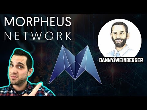 Morpheus Network | Interview | Global Automated Blockchain Supply Chain Management $MORPH ICO