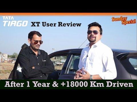 Tata Tiago XT User Feedback After 1 Year and 18000 Km