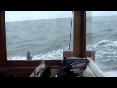 Spica Barge Journey