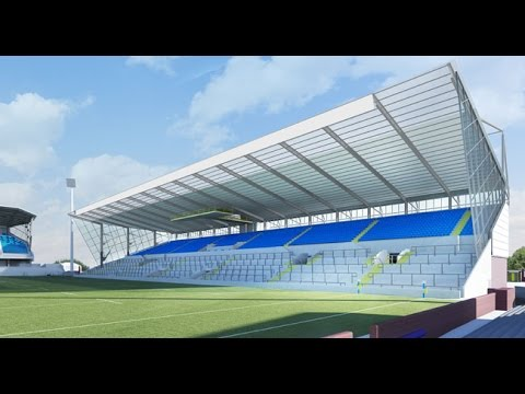 The New Headingley Carnegie Stadium