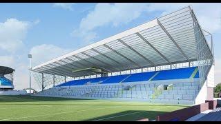The New Headingley Carnegie Stadium