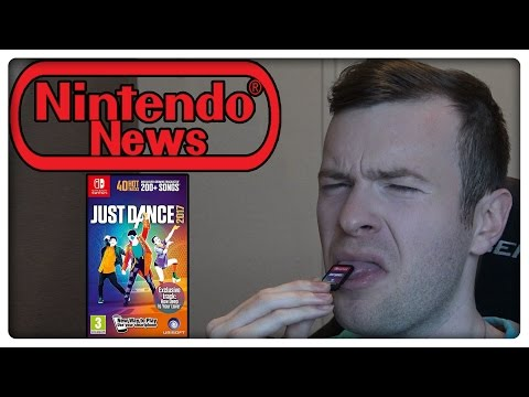 Switch Cartridges schmecken bitter! Pikmin World für Switch? Zelda Breath of the Wild best Game ever