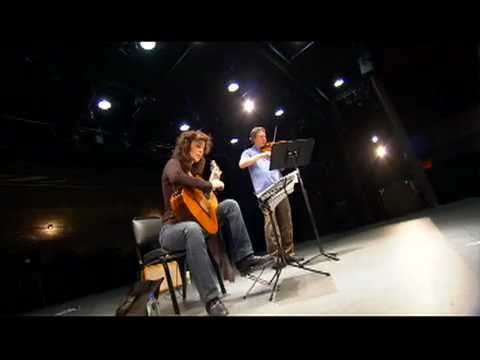"""Mark O'Connor/Sharon Isbin - """"Strings & Threads Suite"""""""