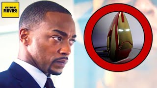 Is Iron Man returning? - Falcon & The Winter Soldier Episode 1 Review