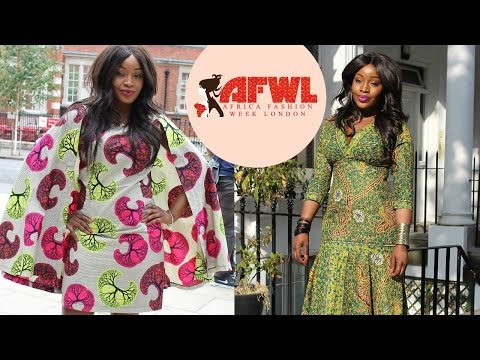African Fashion Week London Vlog 2015