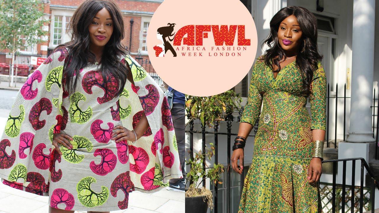 African Fashion Week London Vlog 2015 Youtube