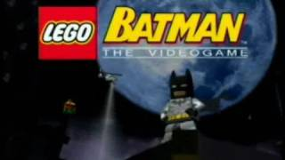 LEGO Batman Game Review (Wii) TRAILER