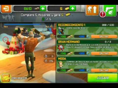 Uno De Los Mejores Juegos De Guerra Gratis En La Play Store Youtube