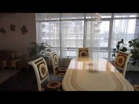 Трехкомнатная квартира с шикарным видом на Кремль в ЖК Берег